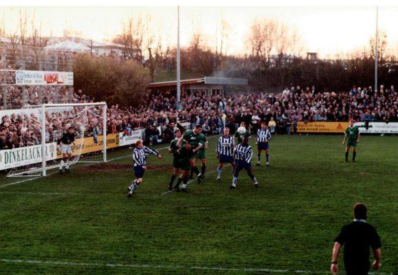 1994-11-20 TSF Ditzingen - Stuttgarter Kickers