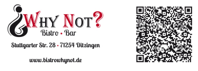 Why not-www.facebook.comWhyNotDitzingen