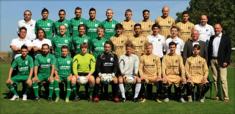 Mannschaftsfoto 1.Mannschaft 12-13