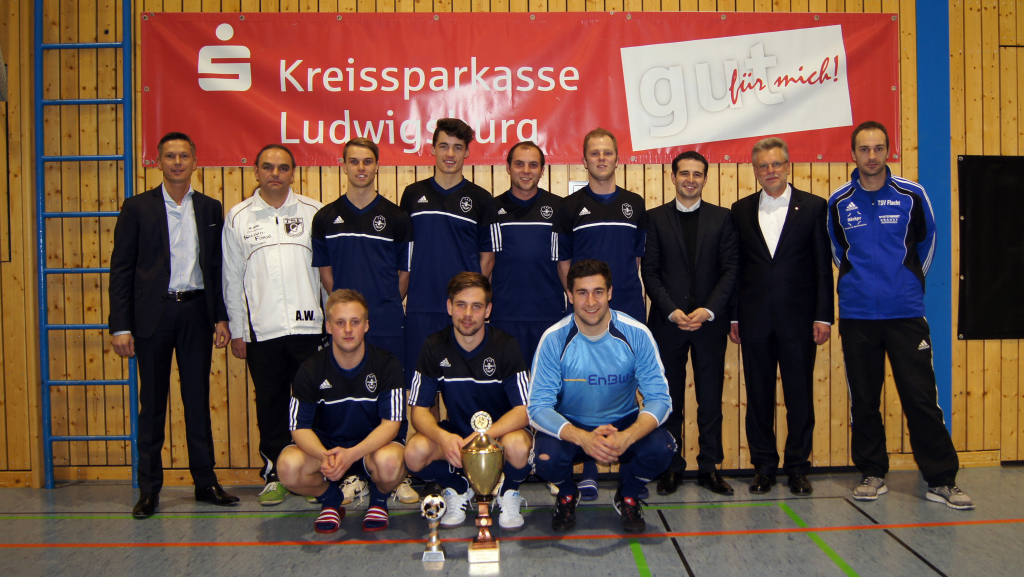 Turniersieger TSV Flacht