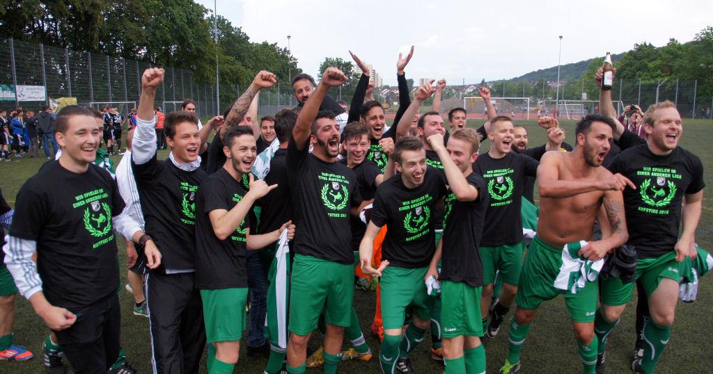 FC Gehenbühl - TSF Ditzingen Meister 2016