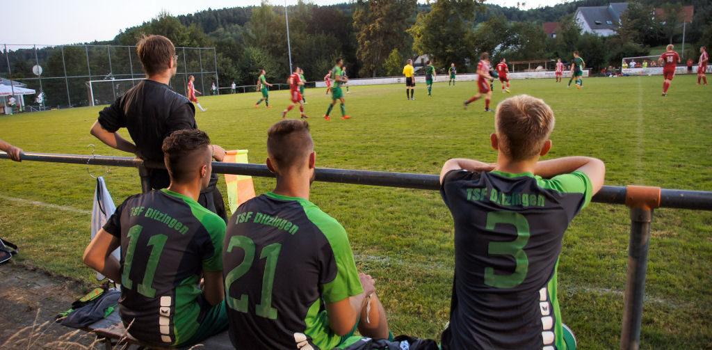 Bezirkspokal Enz-Murr 1. Runde SGM FC Spfr.Münklingen TSV Hausen - TSF Ditzingen 24.08.2016