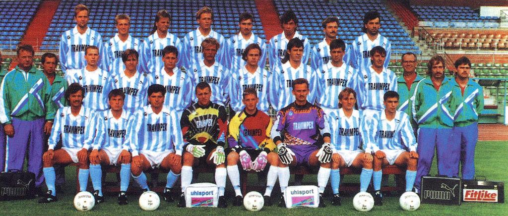 TSF Ditzingen – FC Hansa Rostock / 24.08.1993 – TSF ...