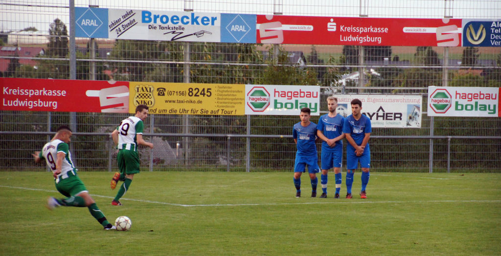 TSF Ditzingen - TSV Münchingen II 02.029.2016
