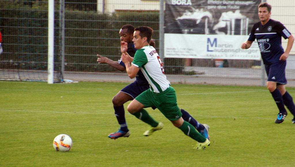 07.09.2016 TSV Flacht II - TSF Ditzingen
