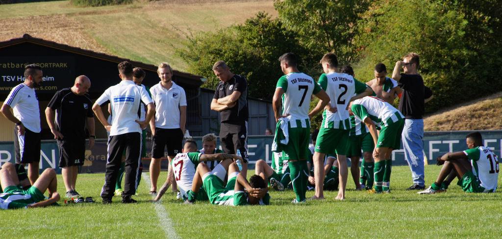 TSV Heimsheim - TSF Ditzingen 11.09.2016