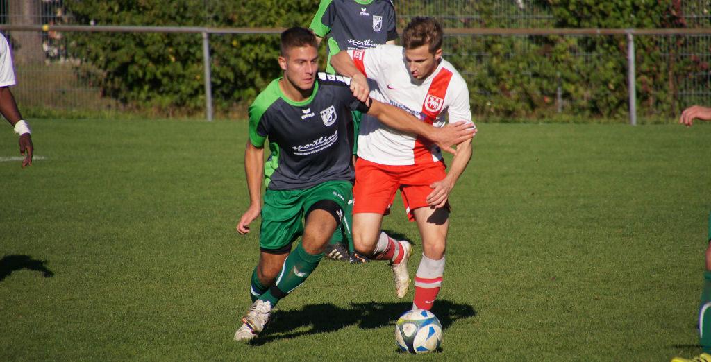 TSF Ditzingen - TSV Schafhausen 02.10.2016