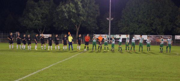 TSF Ditzingen - TSV Schwieberdingen II 14.10.2016