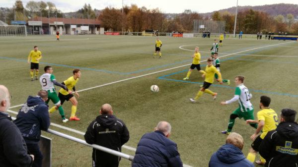 TSV Eltingen II - TSF Ditzingen 06.11.2016